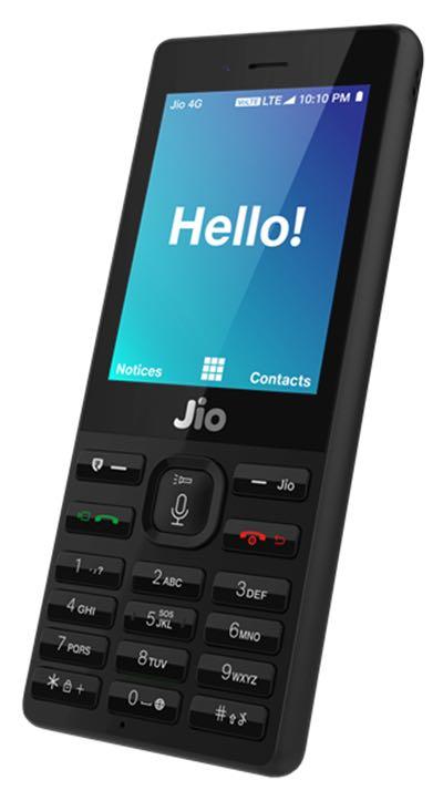 Reliance Jio Phone 4G