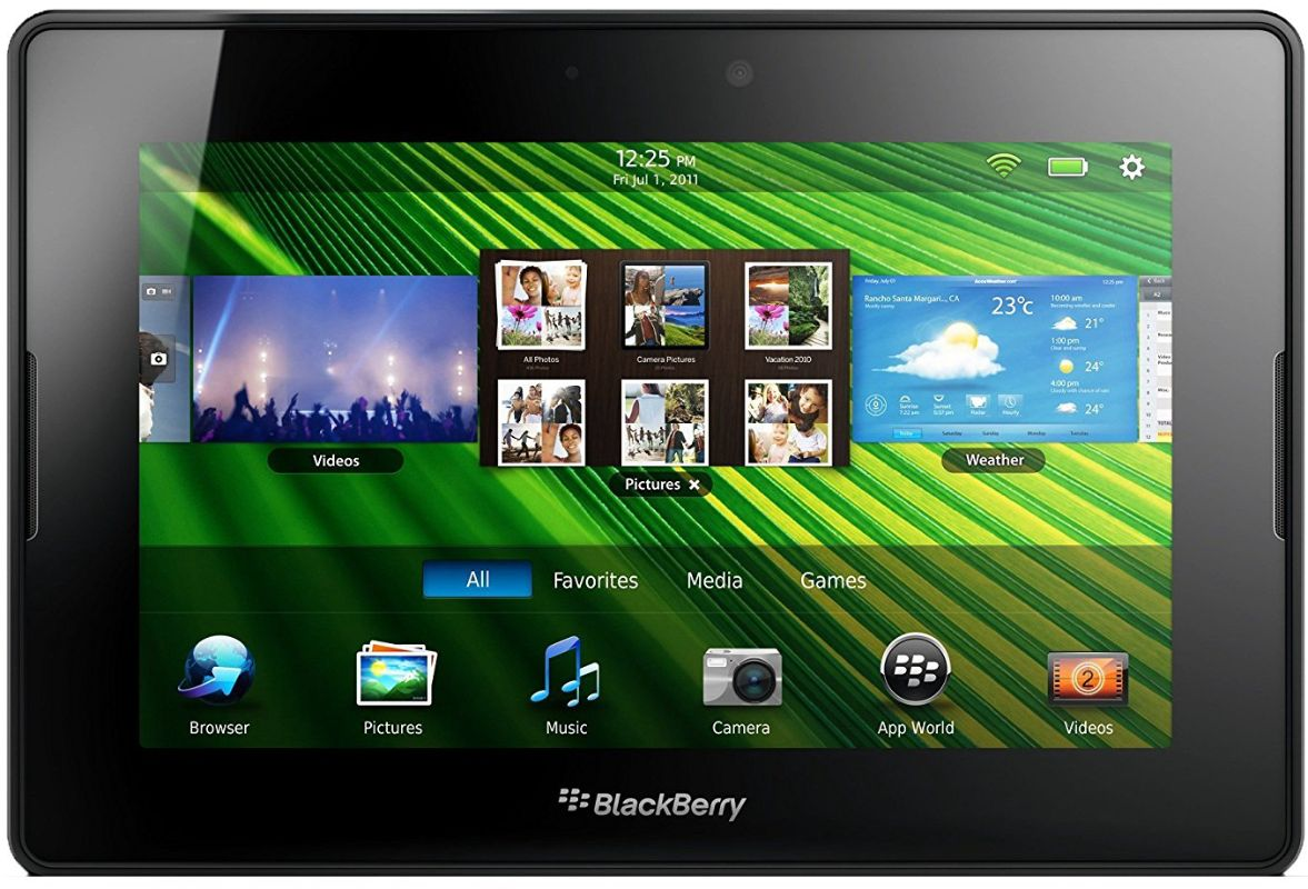 BlackBerry Playbook 32GB (Wi-Fi)