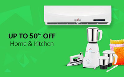 Home & Kitchen Upto 70% off