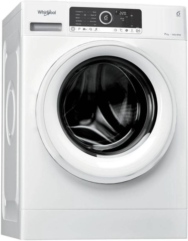 Whirlpool 7kg Fully Automatic Supreme Care 7014 Front Load Washing Machine